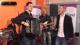 Zeljoteka Antena & Live Band Krusevac (Sloba,Mirjana i Milos) - Mix najlepse dvojke