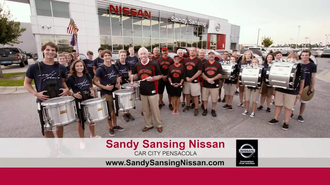 Sandy Sansing Nissan Tailgate   YouTube