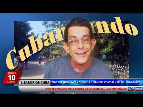 Ulises Toirac en El Sabor de Cuba, Louisville, KY