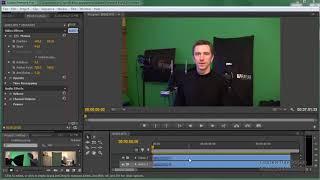 Adobe Premiere Pro - Две картинки в картинке с анимацией (Animate 2 P-I-P)