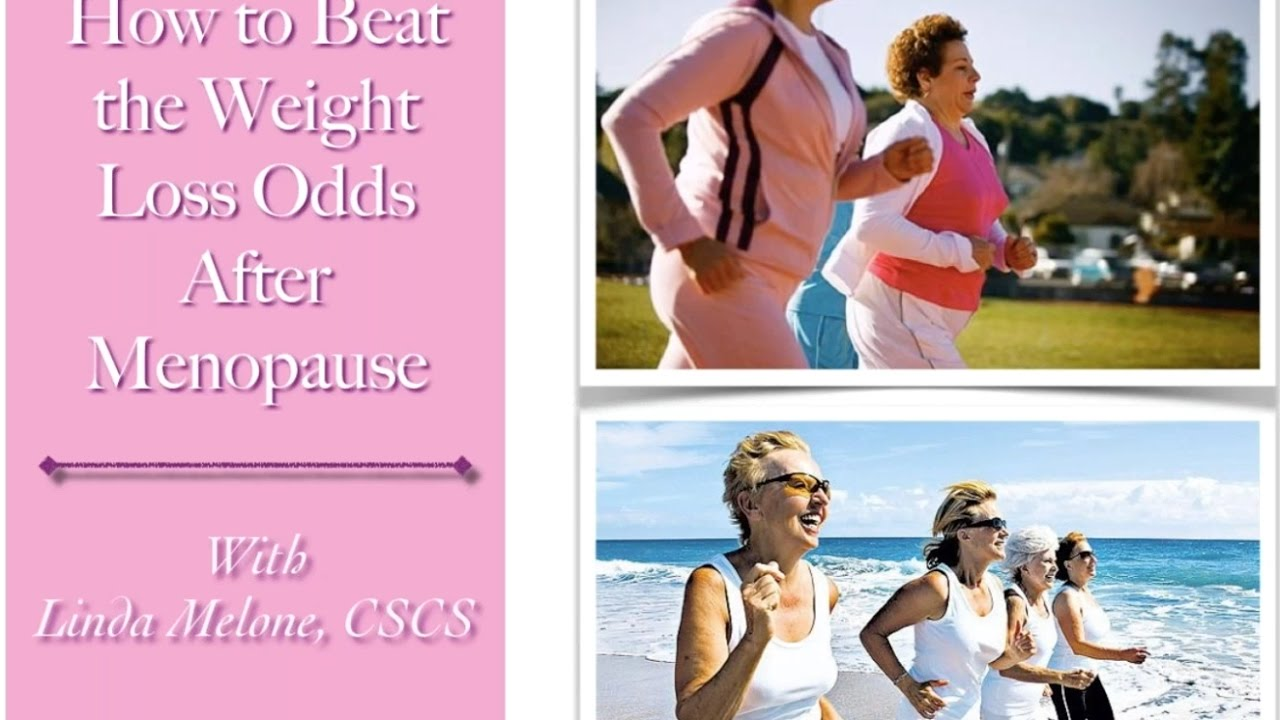 How To Beat The Weight Loss Odds After Menopause  Webinar