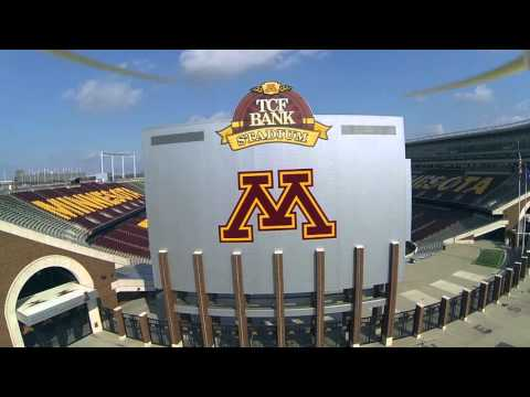 University of Minnesota - Aerial Film