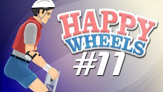 I CAN BEAT EVERYTHING | Happy Wheels #11