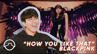 "FIRST REACTION | Performer React to Blackpink ""How You Like That"" Choreography Video + MV"