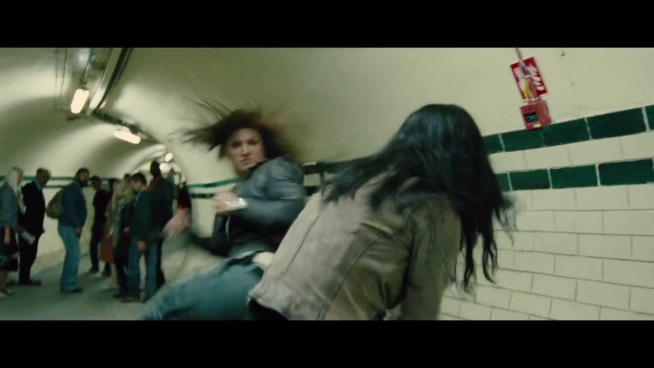 "Fast And Furious 3 Full Movie >> Fast & Furious 6 - Scena in italiano ""Letty e Riley si affrontano nella metropolitana"" - YouTube"