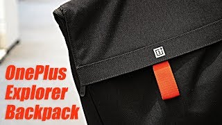OnePlus Explorer Backpack First Impression!!!