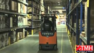 Bay Area Forklifts | Toyota Material Handling Northern California | Used Forklift for Sale