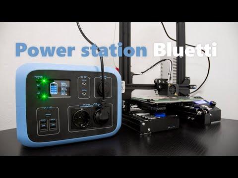 Recensione Bluetti AC50S, una power station portatile per campeggio, barca e stampanti 3D