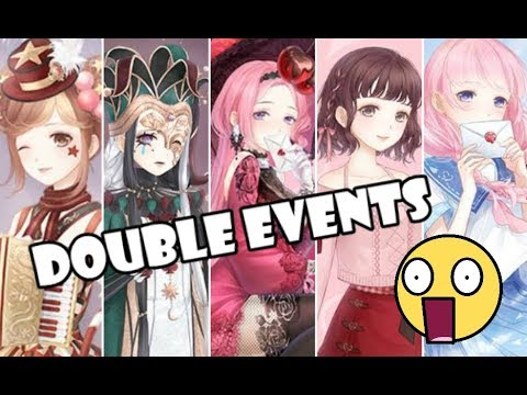 Love Nikki - DOUBLE NEW EVENTS: Carnival and Valentines Event