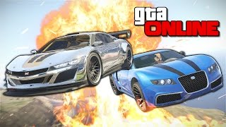 GTA 5 Online (PC) - Самый быстрый! #125