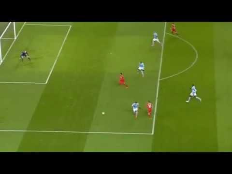 Mangala own goal vs Liverpool 2015 (21-11-15)