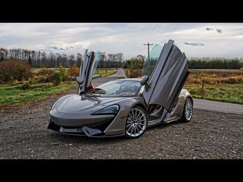 2017 McLaren 570GT Car Review