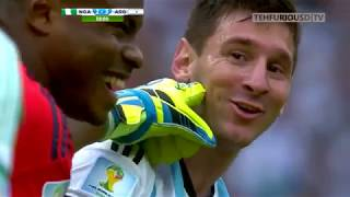 Nigeria vs Argentina 2 3 All Goals and Extended Highlights HD 1080