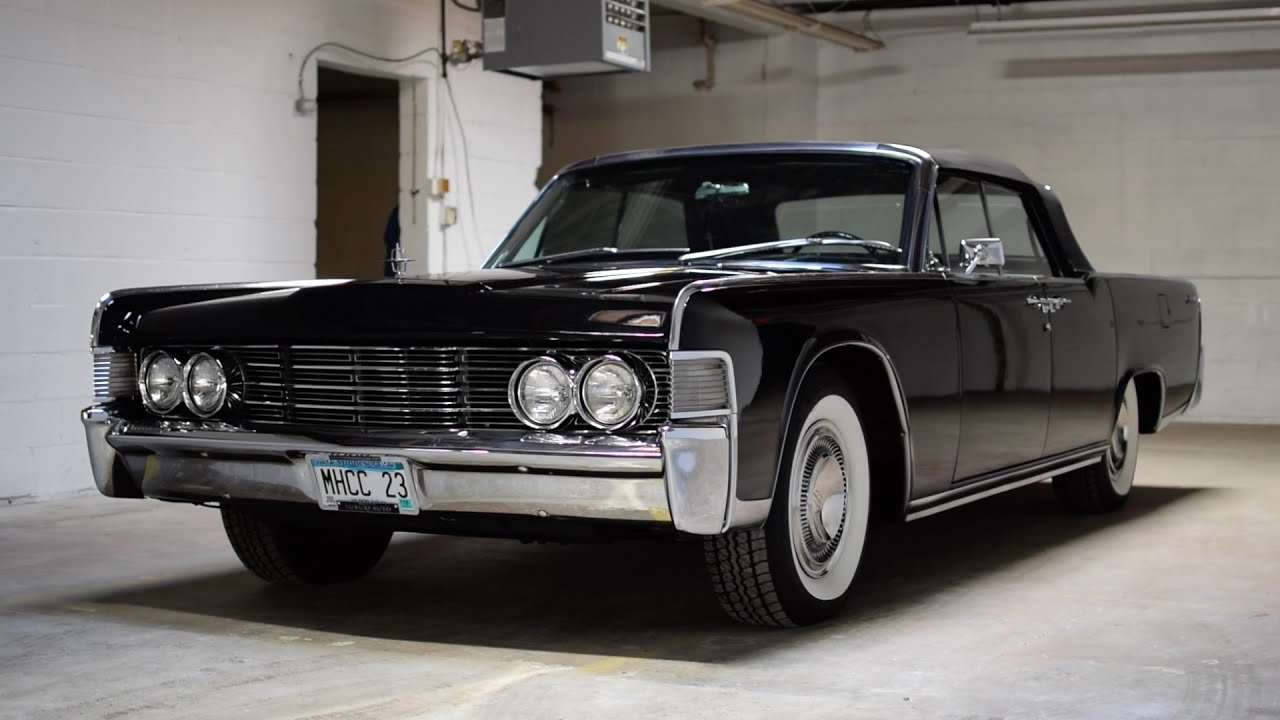 1965 lincoln continental quick look morrie 39 s heritage. Black Bedroom Furniture Sets. Home Design Ideas