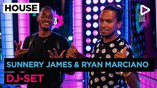 Sunnery James & Ryan Marciano (DJ-set) | SLAM!