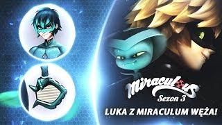 SEZON 3 | Viperion - Luka z miraculum węża! |  NOWY ODCINEK (??/26)  | Miraculum