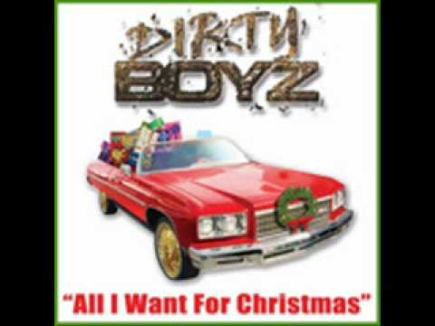 all I want for christmas is to get it crunk - YouTube