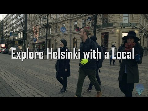 Explore Helsinki with a Local