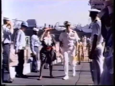 USS ESSEX Commissioning Ceremony and Transit to San Diego, CA