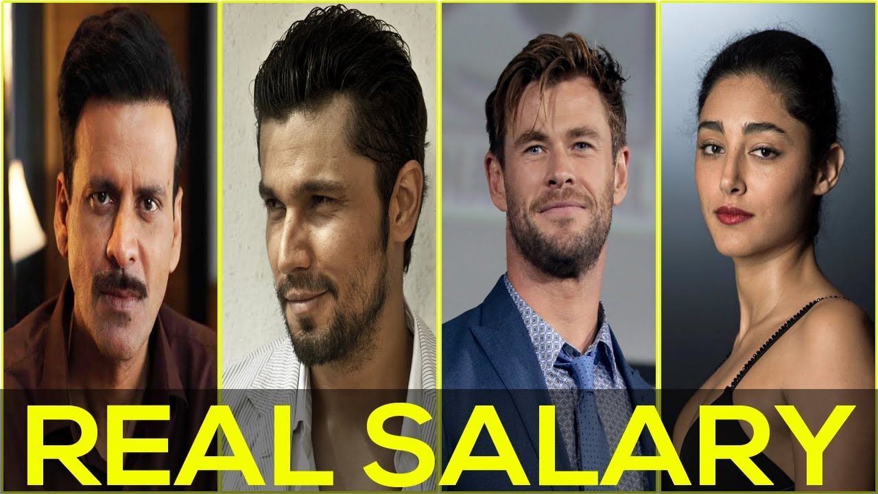 Extraction Netflix Series Cast Real Salary Chris Hemsworth Randeep Hooda Manoj Bajpai Youtube