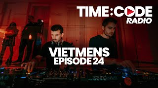 TIME:CODE Radio EP.24 with Vietmens - LIVE from Yugoslav Film Archive