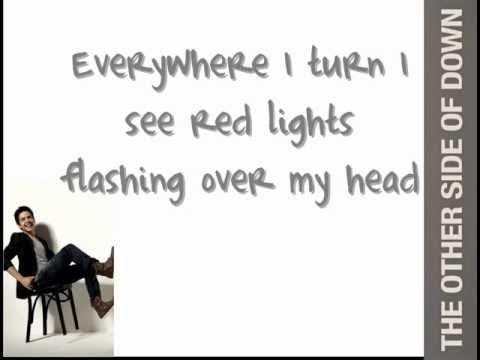 David Archuleta - The Other Side of Down w/ lyrics on screen