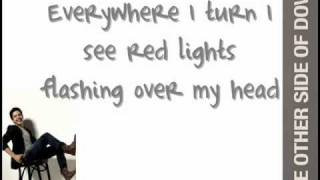 David Archuleta - The Other Side of Down w/ lyrics on screen