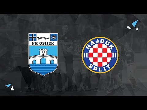 Srcem do pobjede | NK Osijek - HNK Hajduk