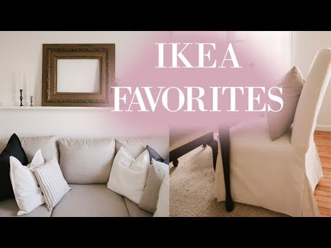 IKEA FAVORITES + IKEA SHOP WITH ME