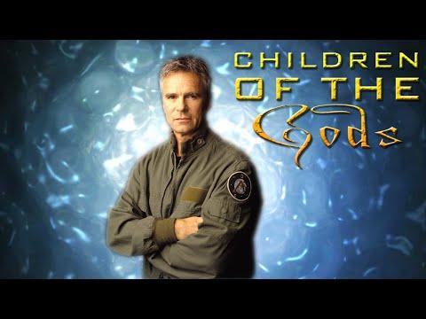Stargate SG-1: Children of the Gods Trailer poster