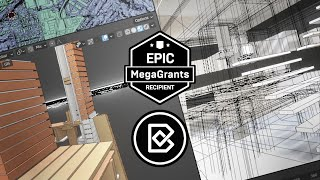 BlenderBIM Awarded EPIC MegaGrants Funding!