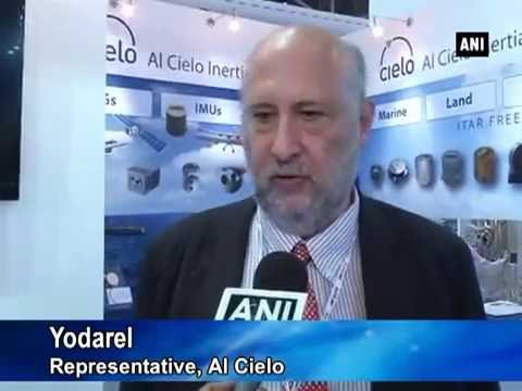 Israeli Defence minister visits Aero India to boost arms sales