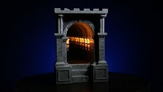 Infinite Dungeon Corridor from ThinkGeek