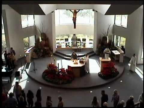 Sunday Mass, January 27, 2013 | Fr. Chris Heath, Parochial Vicar at St.Edward the Confessor