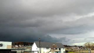 Irska: malo o vremenu...stize nevrijeme...