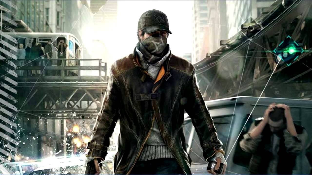 All Anime In One Wallpaper Watch Dogs Soundtrack Aiden Pearce Main Theme Youtube