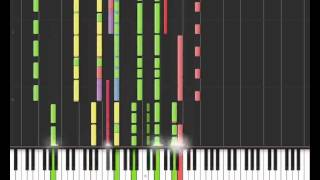 Synthesia: Nickelback - Hero