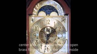 Pre-owned Sligh Grandfather Clock