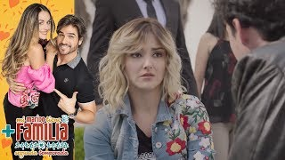 ¡Axel se impresiona al conocer a Linda! | Mi marido tiene más familia - Televisa