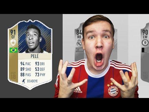SAIN PELEN!! - FIFA 18 FUT DRAFT SUOMI