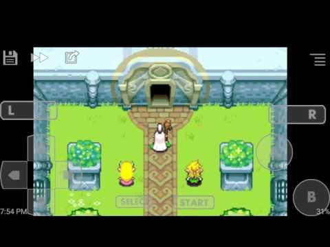 Legend of Zelda - The Minish Cap ending