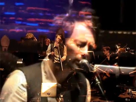 Thom Yorke - Arpeggi / Weird Fishes (debut, multicam) | Live at Ether Festival 2005 (60fps)