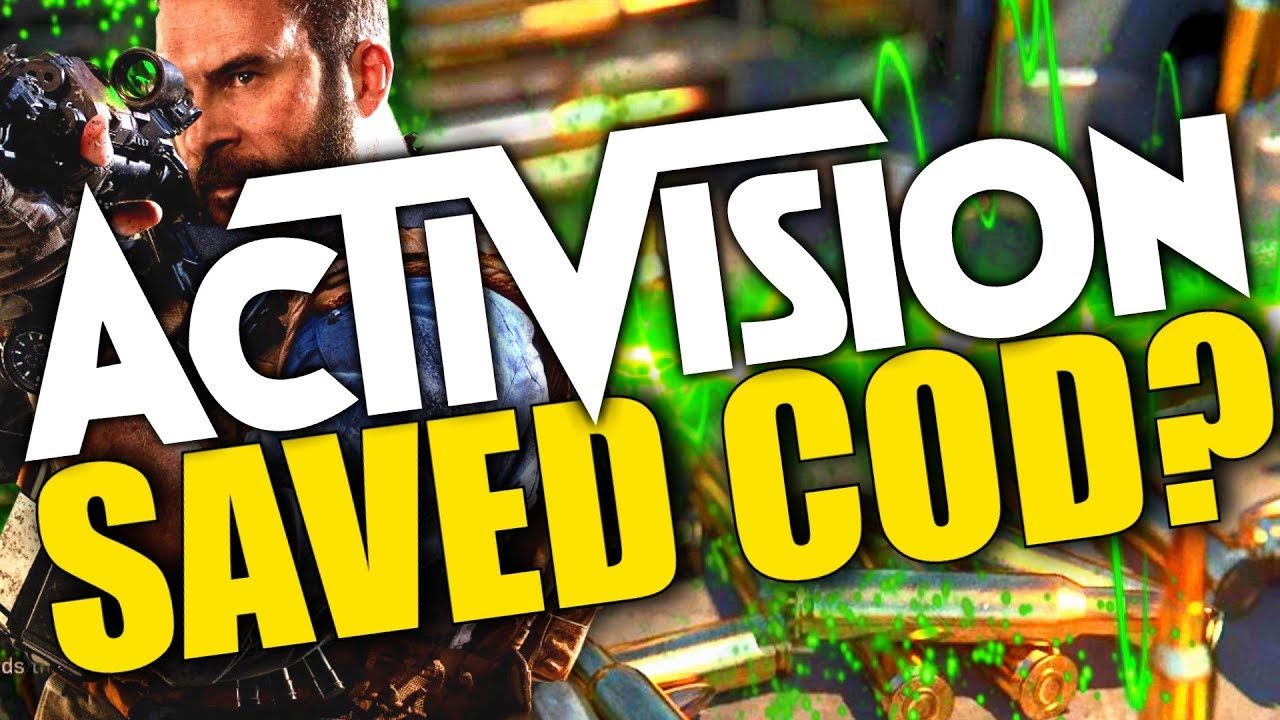 Activision Just Saved The Call of Duty Franchise... (I'm Returning For Modern Warfare) thumbnail