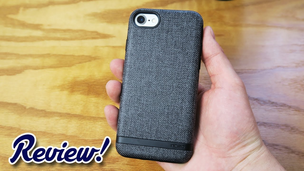 new product f763d 78c6c Incipio Esquire Series for iPhone 7 - Complete Review!
