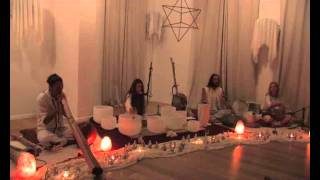 Sound & spirit project- healing music- מוסיקה מרפאה