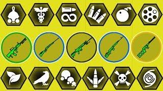 Surviv.io - All New Perks & Guns - New Surviv.io Map (Surviv.io Update)
