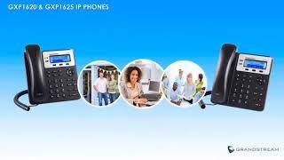Teléfono IP GrandStream GXP 1625: Características, beneficios y contenido de la Caja