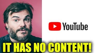 Jack Black's Gaming Channel Already Has Over 2 Million Subs