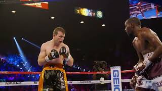 Fight Highlights  Terence Crawford vs  Jeff Horn