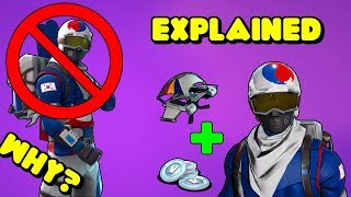 Je n'ai pas eu le GRATUIT KOREAN ALPINE ACE SKIN à Fortnite -EXPLAINED